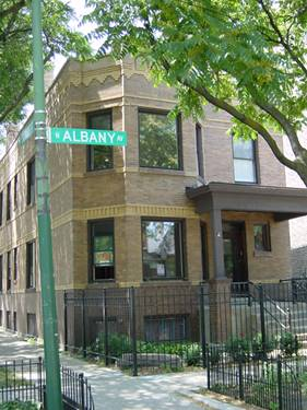 2700 N Albany Unit 2, Chicago, IL 60647 Logan Square