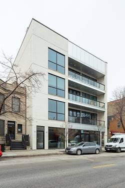 2040 N Damen Unit 2, Chicago, IL 60647 Bucktown