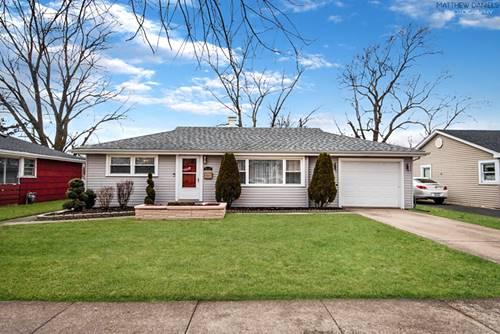 9126 S 55th, Oak Lawn, IL 60453