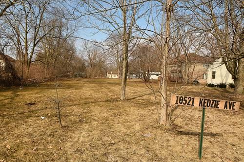 18521 Kedzie, Homewood, IL 60430