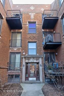 1651 W Addison Unit 2, Chicago, IL 60613 West Lakeview