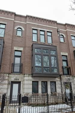 2864 N Paulina, Chicago, IL 60657 West Lakeview