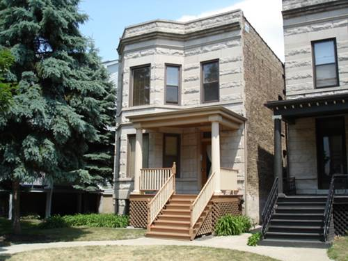 4017 N Paulina Unit 1, Chicago, IL 60613 South East Ravenswood