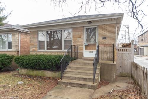 6343 W Patterson, Chicago, IL 60634 Portage Park