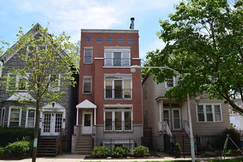 1541 W Roscoe Unit 2, Chicago, IL 60657 Lakeview