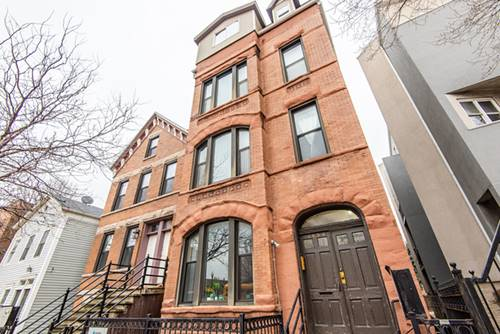 1454 N Greenview Unit 1R, Chicago, IL 60642 Noble Square