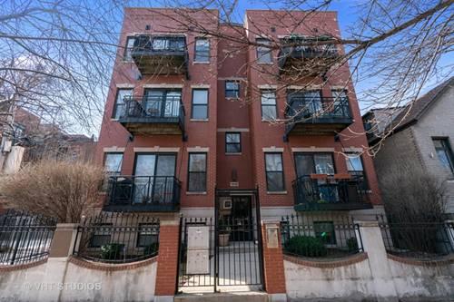 1618 N Claremont Unit 3S, Chicago, IL 60647 Bucktown