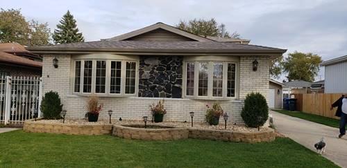 10033 Menard, Oak Lawn, IL 60453