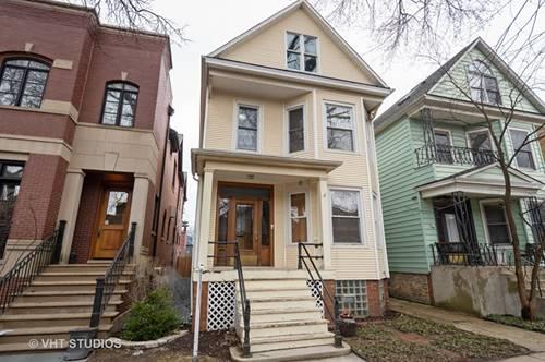 3533 N Leavitt, Chicago, IL 60618 Roscoe Village