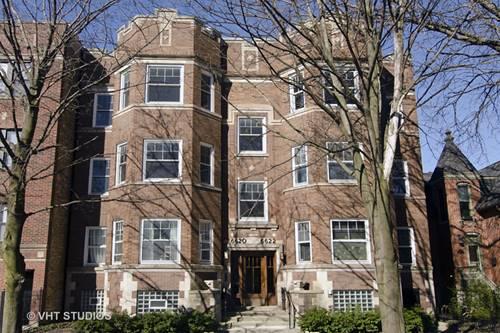 6620 N Glenwood Unit 2S, Chicago, IL 60626 Rogers Park