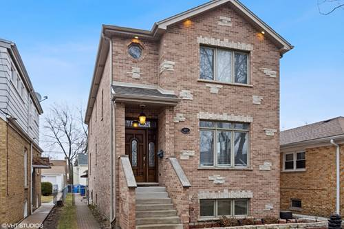 5013 N Melvina, Chicago, IL 60630 Jefferson Park