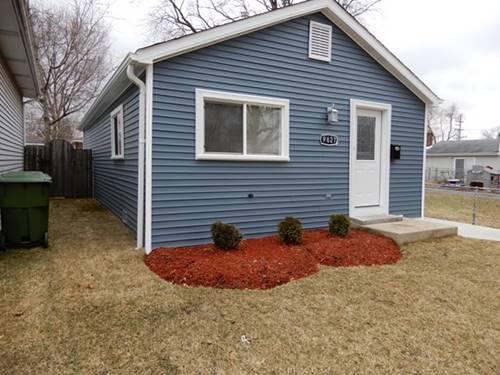 9827 Cook, Oak Lawn, IL 60453