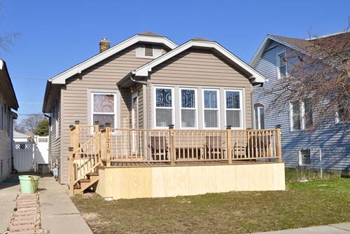 11216 S Troy, Chicago, IL 60655 Mount Greenwood