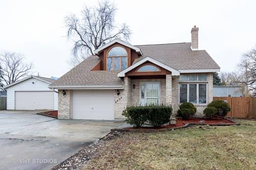 8609 Parkside, Burbank, IL 60459