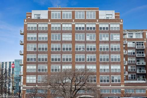 933 W Van Buren Unit 501, Chicago, IL 60607 West Loop