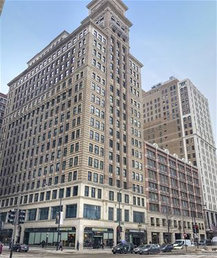 6 N Michigan Unit 1804, Chicago, IL 60602 The Loop