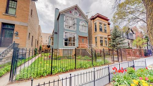 1121 W Wolfram, Chicago, IL 60657 Lakeview