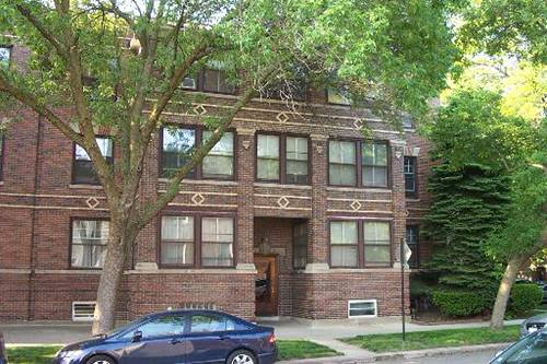 2204 W Berteau Unit 3, Chicago, IL 60618 Northcenter