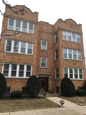 1739 W Gregory Unit 2, Chicago, IL 60640 Andersonville