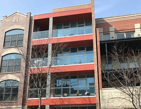 1722 W Belmont Unit 3, Chicago, IL 60657 Roscoe Village