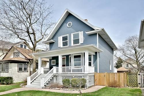 822 Mapleton, Oak Park, IL 60302