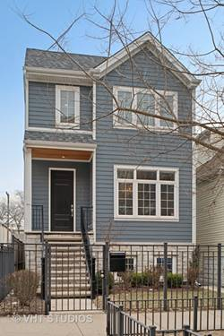 2917 N Hoyne, Chicago, IL 60618 West Lakeview