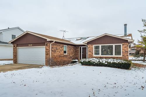 545 Lincoln, Roselle, IL 60172