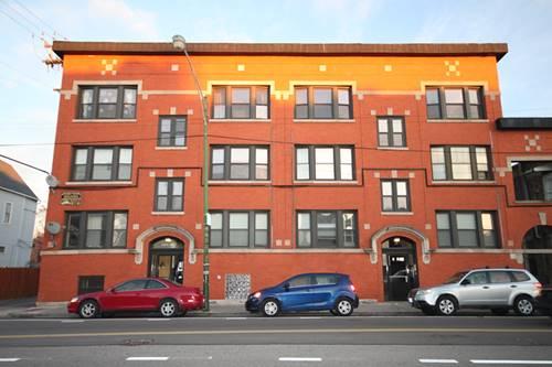 2807 N Kedzie Unit 3, Chicago, IL 60618 Avondale