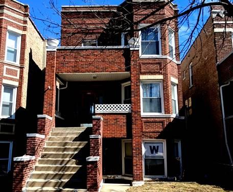 4143 N Mcvicker, Chicago, IL 60634