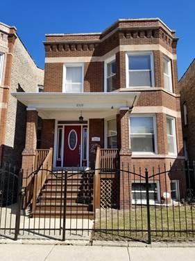2339 N Harding, Chicago, IL 60647 Logan Square