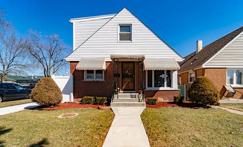6201 S Normandy, Chicago, IL 60638 Clearing West
