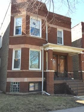 3748 N Claremont Unit 1, Chicago, IL 60618 Northcenter