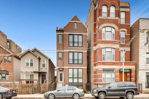 1345 W Huron Unit 3, Chicago, IL 60642 Noble Square