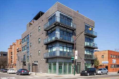 440 N Halsted Unit 4A, Chicago, IL 60642 Fulton River District