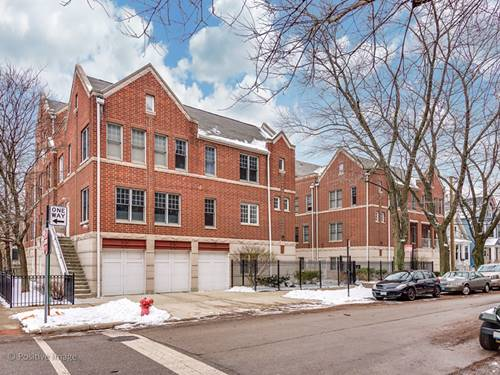3957 N Hermitage Unit 1, Chicago, IL 60613 West Lakeview