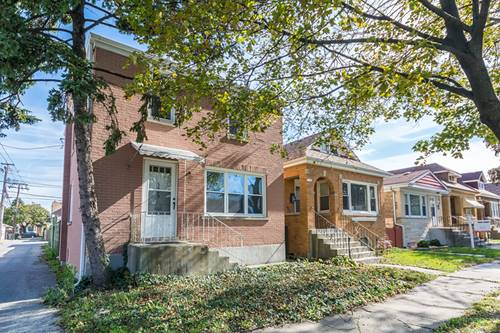 3949 N Nottingham, Chicago, IL 60634 Dunning