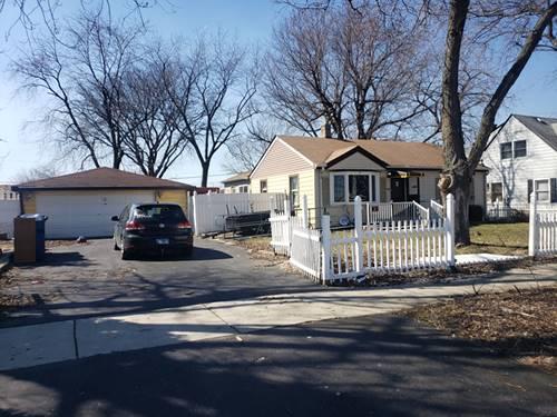 7530 S Oconto, Bridgeview, IL 60455