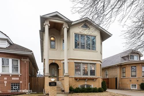 5445 N Long, Chicago, IL 60630 Jefferson Park