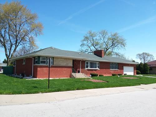 16265 Drexel, South Holland, IL 60473