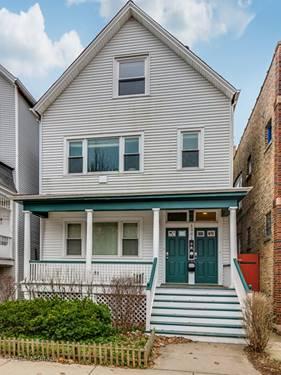 1331 W Melrose Unit 2, Chicago, IL 60657 West Lakeview