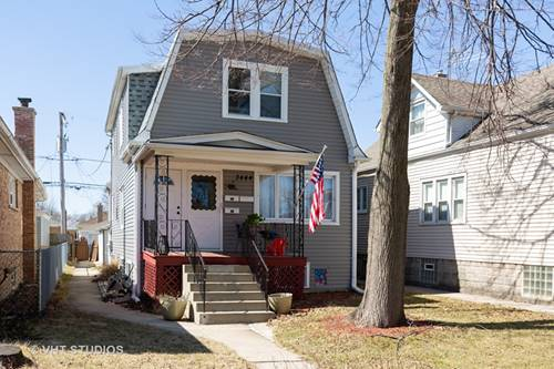 3444 N Osage, Chicago, IL 60634 Belmont Heights