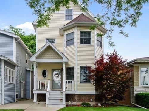 7230 W Myrtle, Chicago, IL 60631 Norwood Park