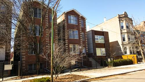 1446 N Campbell Unit 1, Chicago, IL 60622 Humboldt Park