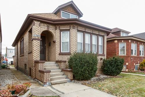 6348 S Knox, Chicago, IL 60629 West Lawn