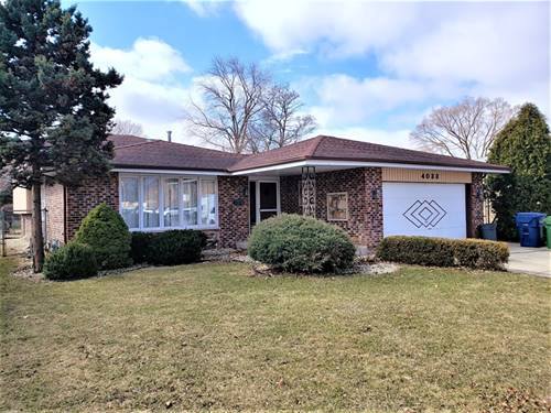 4033 W 104th, Oak Lawn, IL 60453