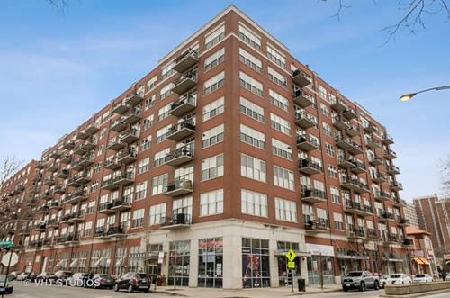 6 S Laflin Unit 607, Chicago, IL 60607 West Loop