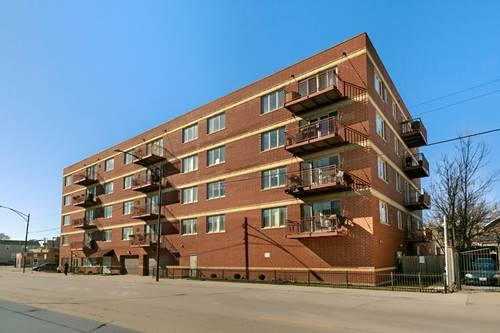 2158 W Grand Unit 407, Chicago, IL 60612 Ukrainian Village