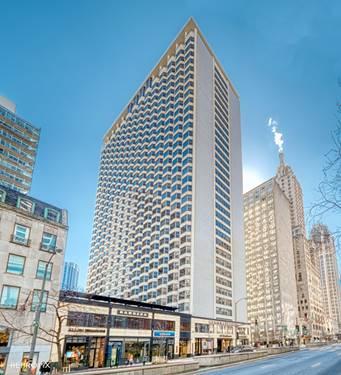 535 N Michigan Unit 1508, Chicago, IL 60611 Streeterville