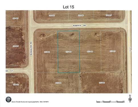Lot 15 Roberts, Morris, IL 60450