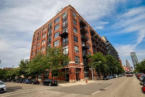 1250 W Van Buren Unit 511, Chicago, IL 60607 West Loop